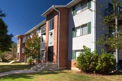 exterior building, grass